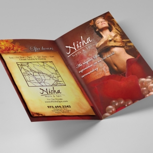 14-Nisha Nails Salon brochure
