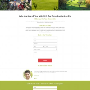 LP-HideawayGolf-Homepage